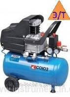 Воздушный компрессор Союз 1,5 кВт, 50 л.