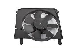 Электро Вентилятор Радиатора Daewoo Lanos Ланос NS Motor