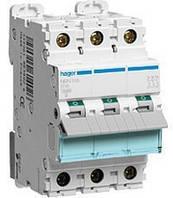 Автоматический выключатель Hager 3п 20А С
