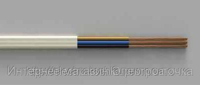 Провод ШВВПн 3х2,5, производитель (Запорожский Завод Цветных Металов) ГОСТ