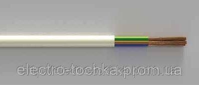 Провод ПВС 3х4,0 производитель Запорожский завод цветных металлов (ГОСТ)