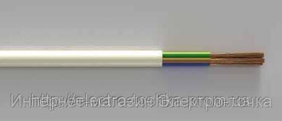 Провод ПВС 3х2,5 производитель Запорожский завод цветных металлов (ГОСТ)