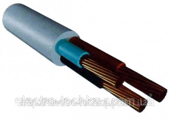 Провод ПВС 4х2,5 производитель Запорожский завод цветных металлов (ГОСТ)