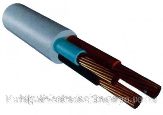 Провод ПВС 4х10,0 производитель Запорожский завод цветных металлов (ГОСТ)