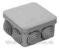 Коробка FAST LOCK IP-55  65х65х40 (7 выводов)