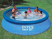 Бассейн INTEX круглый Easy Set  366х76 см