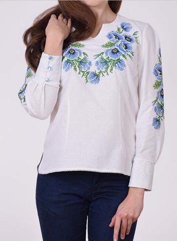 Блуза  вышиванка , фото 2
