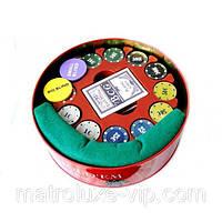 Покерный набор в Металической коробке 240