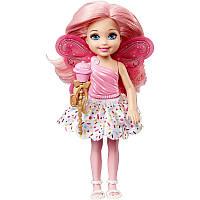 """Кукла Barbie Челси из серии """"Дримтопия"""" / Barbie Dreamtopia Small Fairy Doll Cupcake Theme"""