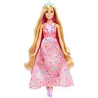 Barbie Кукла Принцесса с волшебными волосами / Barbie Dreamtopia Color Stylin' Princess