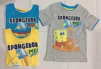 Футболка для мальчиков Spongebob 98/104-122 р.р.