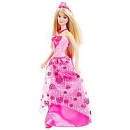 Barbie Кукла Самоцветная Принцесса / Barbie Princess Gem Doll , фото 2