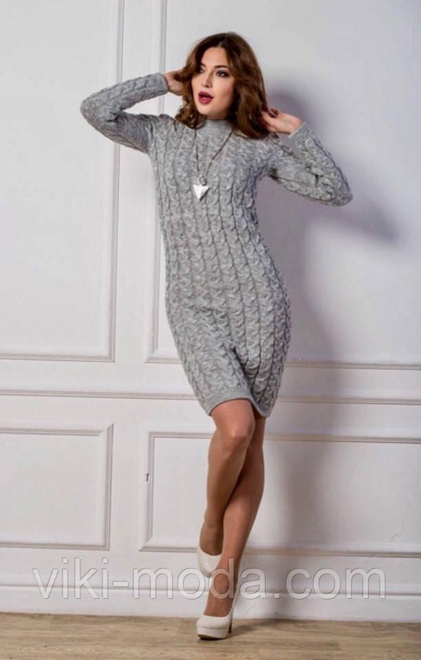 вязаное платье 100 см цена 430 грн купить київ Promua Id