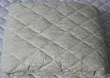 Одеяло полуторное 150х210 см хлопок силикон TM KRISPOL, фото 2