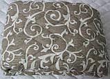 Одеяло полуторное 150х210 см хлопок силикон TM KRISPOL, фото 3