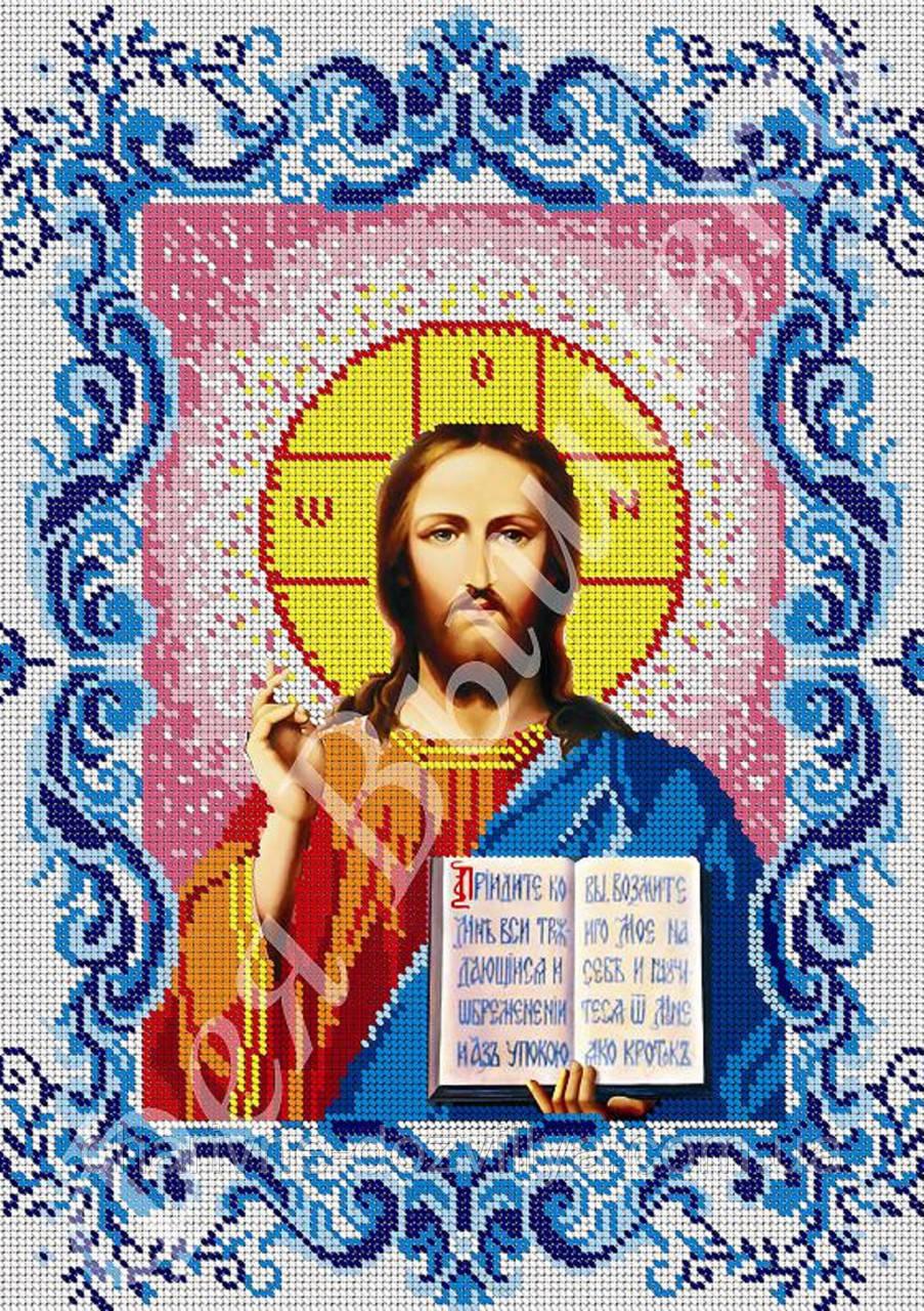святой владимир схема вишивки