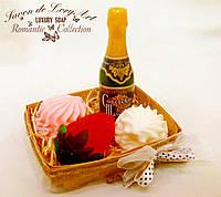"""Подарочный набор сувенирного мыла """"С Праздником!"""""""