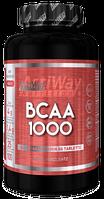 ActiWay BCAA 1000 100 tabs