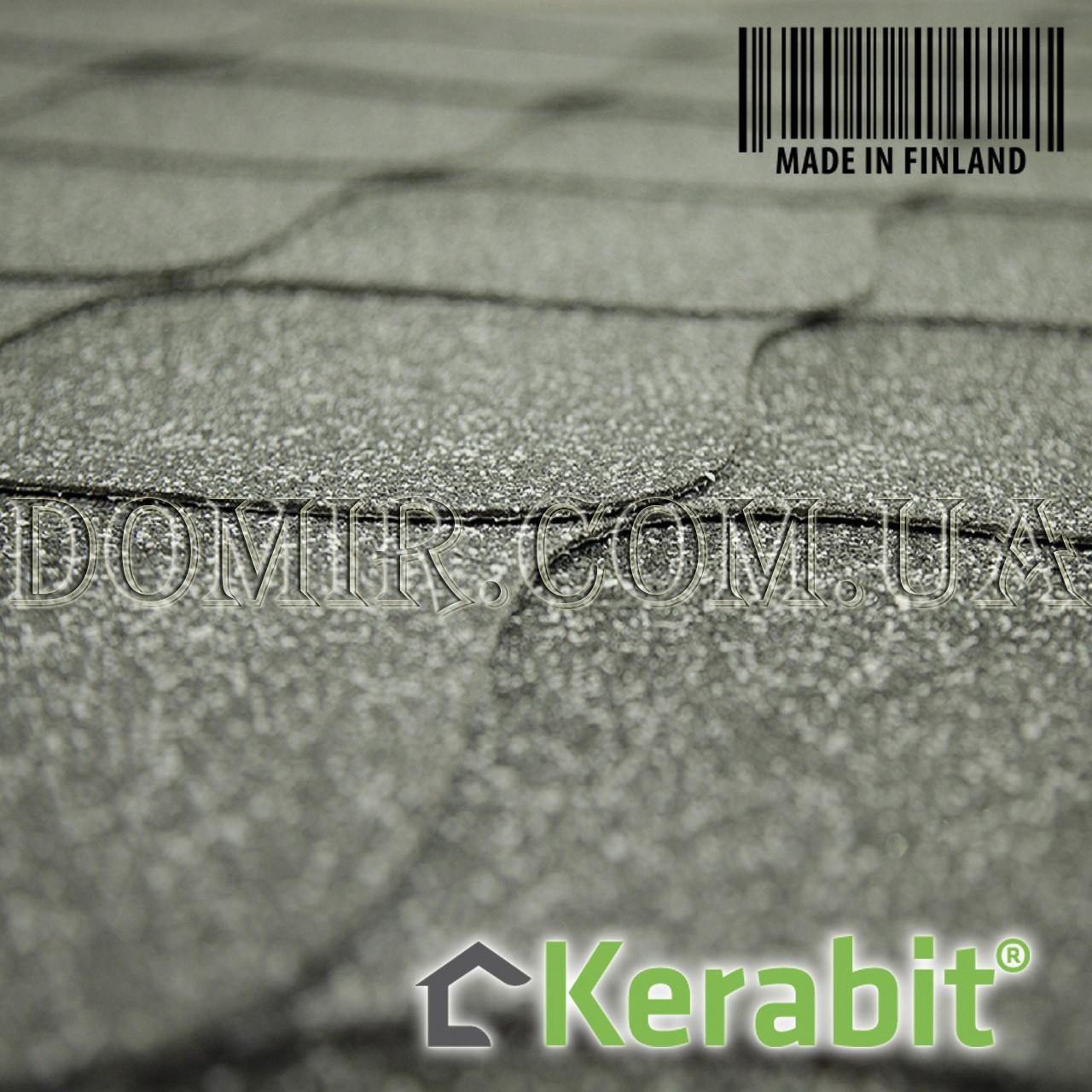 Битумная черепица Kerabit