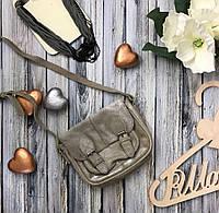Стильный детский портфель Zara Girls с серебряным наплылением