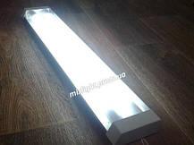 Светильник под LED лампы 120см. Стекло премиум СПС-02 (1200), фото 2