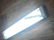 Светильник под LED лампы 120см. Стекло премиум СПС-02 (1200), фото 3