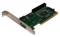Контролер PCI SATA(3port)+IDE (1port) VIA 6421 chipset Box