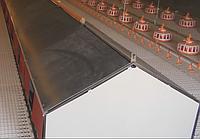 Автоматическое гнездо для родительского стада несушек и бройлеров