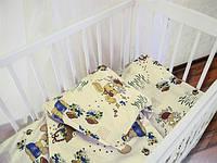 Игрушка желтая Детское в кроватку ТМ ТЕП