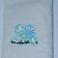 Махровое одеяло «Черепаха»