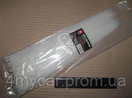 Хомут пластиковый 3.6х300мм. белый 100шт. / уп.  (производство Дорожная карта ), код запчасти: DK22-3.6х300WT