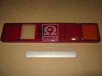 Стекло фонаря заднего ГАЗ 3302 (с белым шир.стеклом)  (производство Дорожная карта ), код запчасти: 3302-3716000-19
