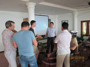 Конференция Mitsubishi Electric, Таиланд,остров Самуи, февраль 2014г.