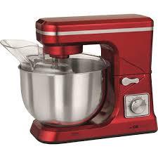 Кухонный комбайн CLATRONIC KM 3647 red