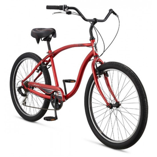 "Велосипед 26"" Schwinn Corvette 2015 dark red"