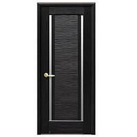 Межкомнатные двери Луиза сатин (золотая ольха, венге, каштан, ясень, грей)