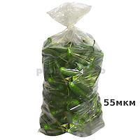 Мешок для засолки полиэтиленовый 55мкм (0,65х1.0м)