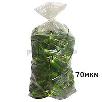 Мешок для засолки полиэтиленовый 70мкм (0,65х1.0м)