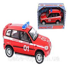 Машина пожарная 9079 Е звук, свет, на батарейке