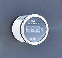 Цифровий датчик температури води ECMS (чорний)
