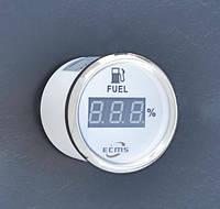 Цифровий датчик рівня палива ECMS (білий), фото 1