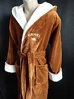 Длинные банные мужские халаты купить, фото 1