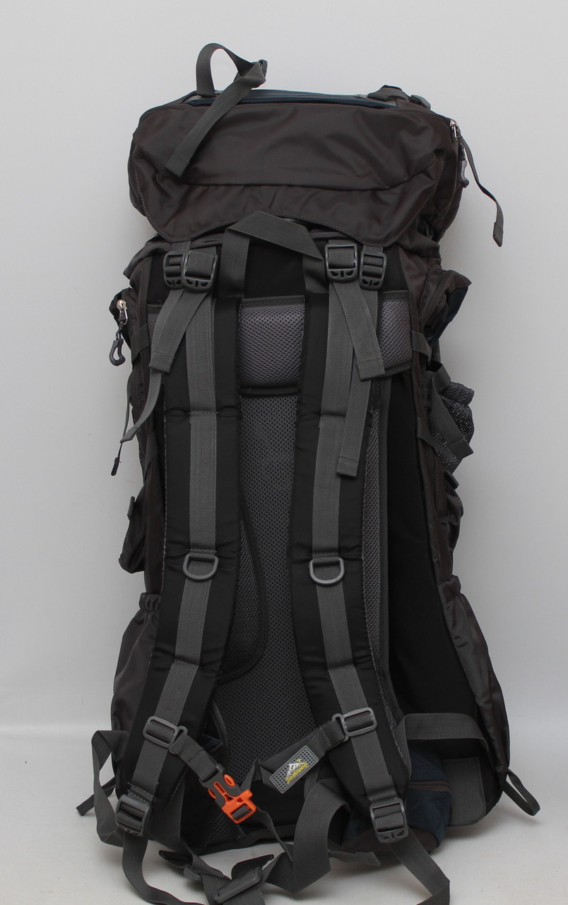 ... Туристичний дорожній рюкзак з металевим каркасом   Туристический дорожный  рюкзак с металлическим к, ... 2c1bbd09855