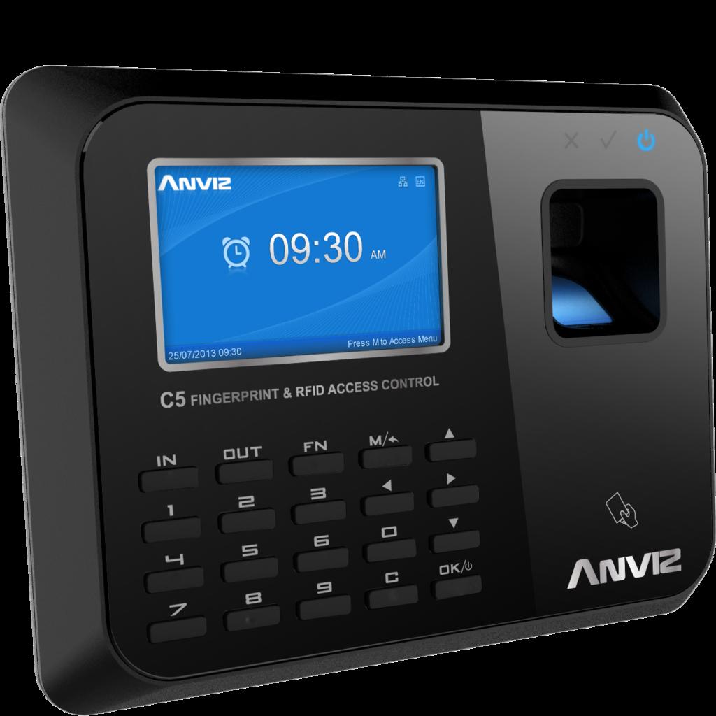 Термінал Anviz C5