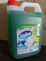 Средство для мытья посуды Tajfun 5 L (яблуко)