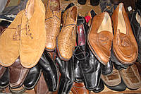 Обувь секонд хенд осень (туфли) 1 сорт