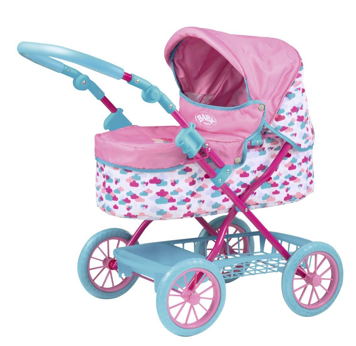 Коляска для кукол Беби Борн Baby Born Zapf Creation 824115