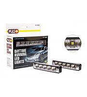 Фары дополнительные/дневного света LP-10400 DRL 5SMD-5050/3W/12V/пластик/151*24mm