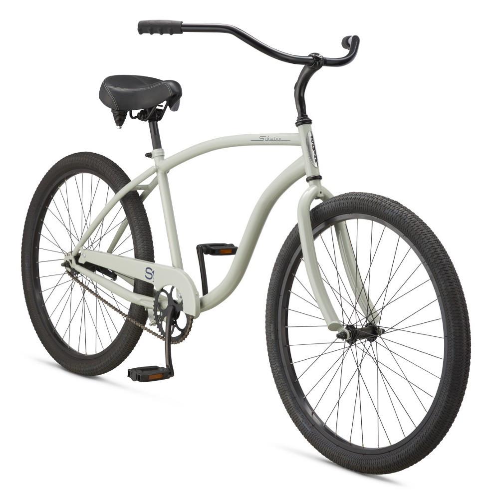 """Велосипед 26"""" Schwinn Cruiser S1 2017 grey"""