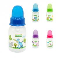 Бутылочка для кормления, 125мл Baby Team (1110)